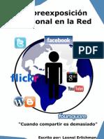 Sobreexposicion Personal en La Red
