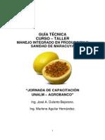 (145858563) Manejo Integrado en Produccion y Sanidad de Maracuya