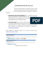 Instalacion y Configuracion de ASP