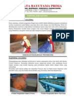 Proposal Painting Coating PT. Frata Bayutama Prima