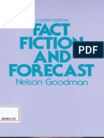 Goodman, Nelson - Fact, Fiction, And Forecast (4th Edition, 1983)