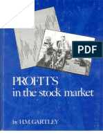 Gartley H.M. - Profits in the Stock Market