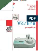clot line 2012 l