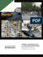 Agenda Ciudadana Para La Movilidad Sustentable Jalisco