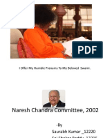 Naresh Chandra Commitee 2002_presentation to Be Taken for Class Seminar.