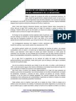 007 Los Origenes de Las Armas de Fuego y La Evolucion Del Armamento de La Infanteria