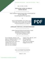 14-5003 #8185  Plaintiffs' Opening/Response