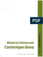 Historia Universal Comteporanea