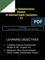 Kuliah Patient Safety Arlina 2 PDF