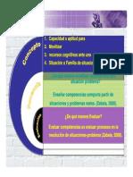 Prc3a1cticas Docentes Po Competencias PDF
