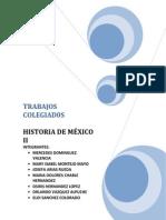 Historia de Mexico II General