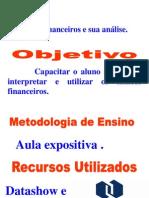 U13 Indices Financeiros[1]