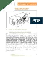 Montaje e instalación de plantas eléctricas.