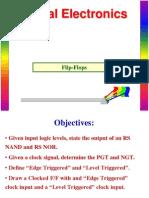 Unit 4 NAND-NOR-Clocked Flip Flops