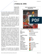 Copa Mundial de Fútbol de 2006 - Wikipedia, la enciclopedia libre