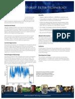 Advanced Hybrid Filter Technology