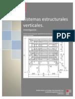 Estructuras verticales