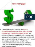 Reverse Mortgage Sumanth