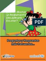 Reglamento Disciplinario Escolar Venezuela