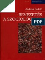 Andorka Rudolf-Bevezetes a Szociologiaba