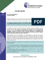 3 - Mejia Carlos - La Propuesta de Valor