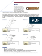 Corrosion Monitoring Coupons