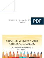 Science SPM Chapter 5 Note