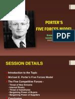 Five Force Model_Porter
