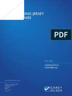 IPOs in Jersey