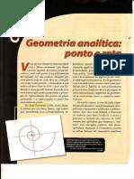 CAP.1-GEOMETRIA ANALÍTICA-PONTO E RETA