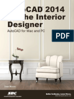 AutoCAD 2014 For Interior Designing