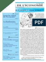 Sortir de l'économie n°2 - mai 2008)