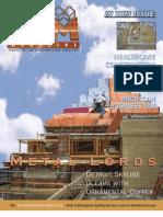 CAM Magazine October 2007 - Metals/Steel, Health Care Construction