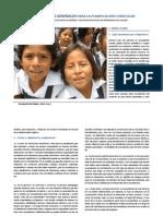Orientaciones generales para la planificación curricular - Aportes a la labor docente de diseñar y gestionar procesos de aprendizaje  de calidad