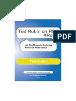Ted Rubin on ROR #RonR
