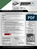 DJConsoleRmx ProductSheet 2008 04 Long ENG