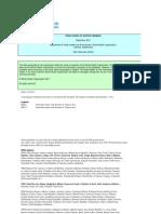 OAP Database 8 2011