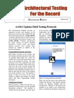 ATI Informational Bulletin 45