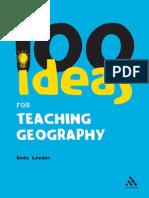 Geography.teach