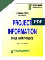 LPG Panjang Project Information Lpg Presentation Share1