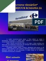 Promovarea Vanzarilor in Cadrul Carrefour