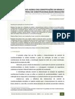 Historico Acerca das Constituições do Brasil e do Controle de Constitucionalidade Brasileiro - Bruno_Zilberman_Vainer