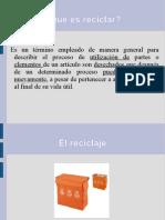 presentación básica reciclaje 4.1