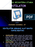 Chandra Ventilator