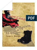 From Castanets To Conscription by  Peter E. Mardle