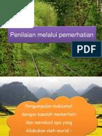 Penilaian melalui pemerhatian.pptx