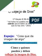 El Espejo de Dios