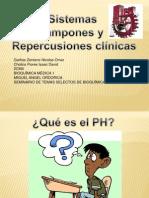 pH y Soluciones Amortiguadoras.