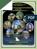 Diagnóstico de Situação de Saúde do ACES Pinhal Interior Norte 1 – 2009