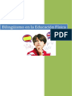 Biling%c3%Bcismo en La Educaci%c3%b3n f%c3%Adsica